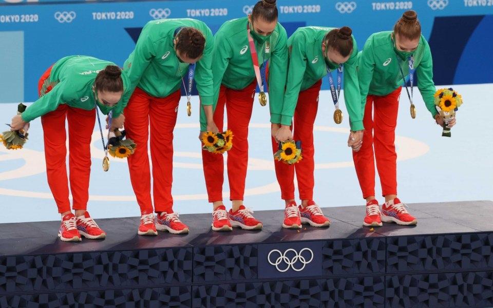 Олимпийските шампионки от ансамбъла няма да участват на световното първенство